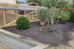 2021 - Budapest, 3 kerület, Aranyhegy - teljes körű kertkarbantartás